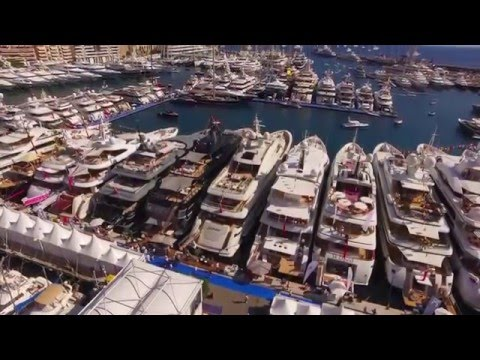 Monaco Yacht Show - official movie
