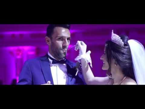Vedat Muriqi & Edibe`s Wedding Highlights