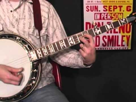 """""""When You And I Were Young Maggie"""" Explained - Advanced Don Reno Style Banjo with Jason Skinner"""