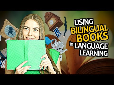 OUINO™ Language Tips: Using Bilingual Books in Language Learning (yes, they exist)