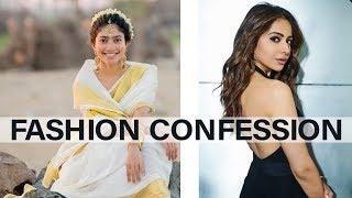 Celebrities Fashion Confession!
