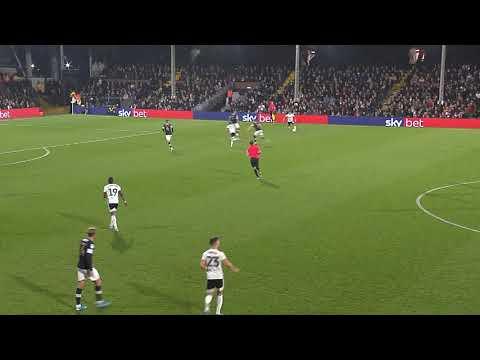 Fulham v Luton Town highlights