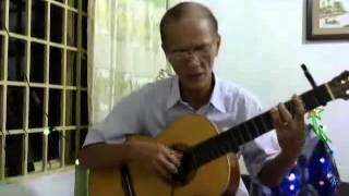 Sao roi tren bien -Hat voi guitar