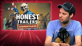 Honest Trailers Commentary - The Purge