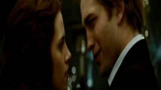 Самый красивый и романтичный эпизод. Сумерки.