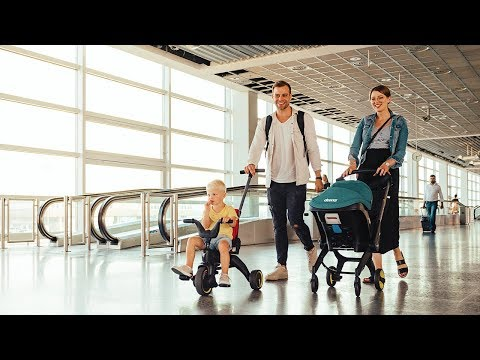 Doona Infant Car Seat | Traveling Made Simple