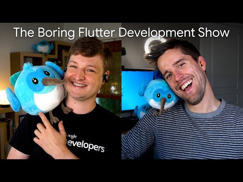 Updating theming on an old app (The Boring Flutter Development Show, Ep. 51)