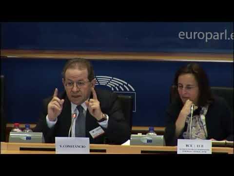 Victor Costancio su TARGET2 e Euro