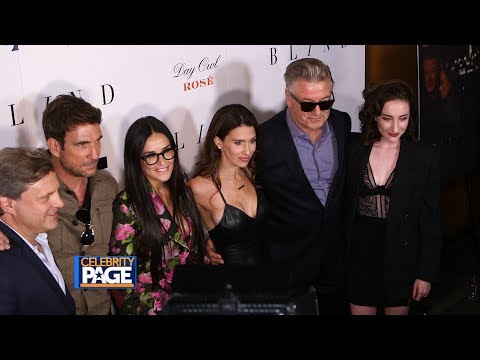 Big Story: Blind Premiere with Alec Baldwin, Demi Moore and Dylan McDermott
