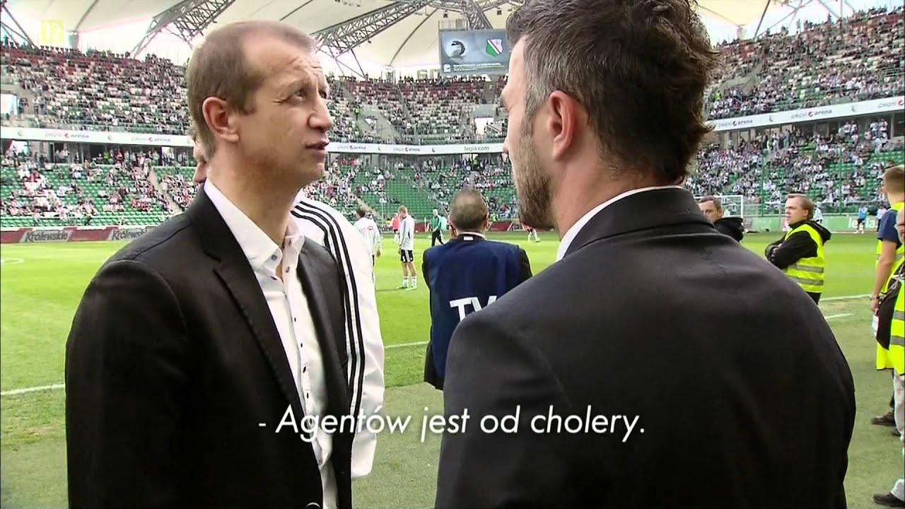 Liga Od Kuchni Legia Warszawa 0 1 Lech Poznań 2012