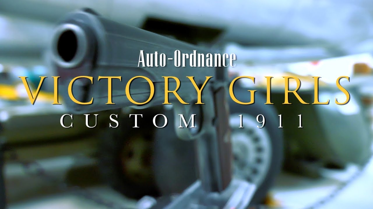 697d6ae4a97a Victory Girls 1911 - Auto-Ordnance | Original manufacturer of the world  famous