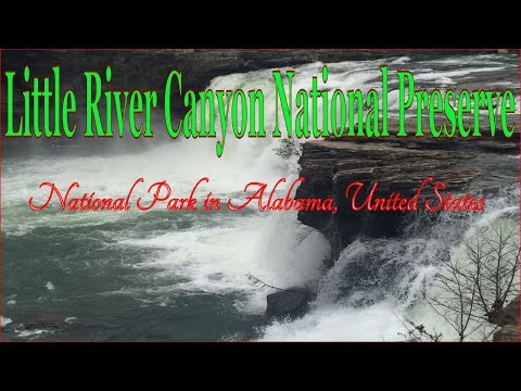 Visiting Little River Canyon National Preserve, National Park in Alabama, United States