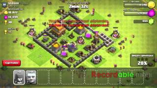 Une bonne stratégie d'attaque Clash Of Clans