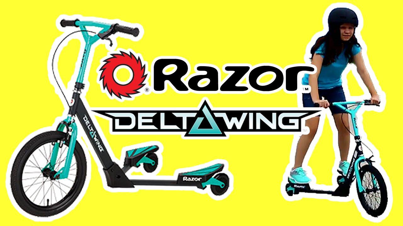 Самокат Razor DeltaWing