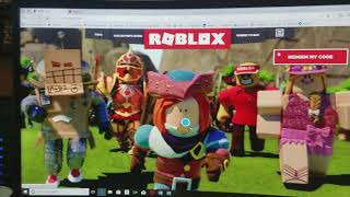 Unboxing Roblox Toys *Virtual Item Code*