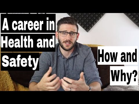 A career in health and safety - Toolbox Tuesday