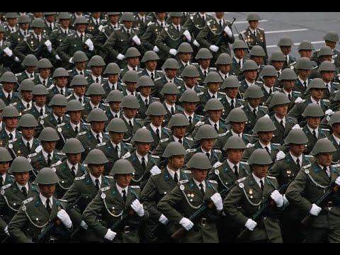 Ehrenparade der NVA 1988 East German Parade Volksarmee 39 Jahre DDR FULL HD VERSION wehrmacht style