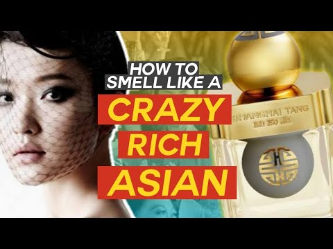 Shanghai Tang Oriental Pearl | Crazy Rich Smelling Fragrance | Perfume Review