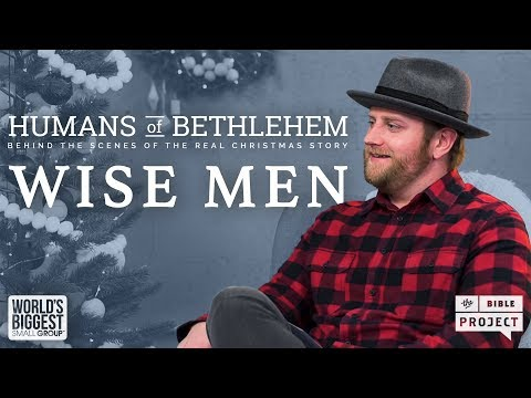 See How The Wise Men Reveal Surprising Truth About God! (feat. The Bible Project)