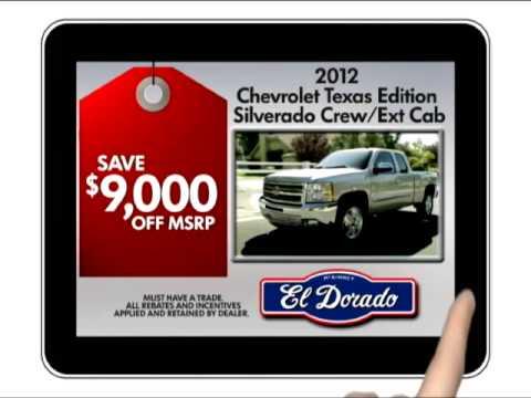 El Dorado Chevrolet   Red Tag Sale   McKinney, TX