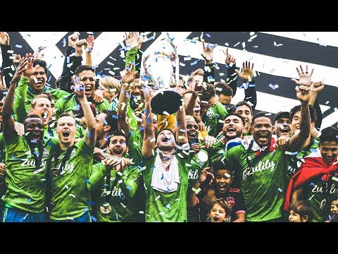 Seattle Sounders - Seattle 3, Toronto 1: Sounders are MLS Cup Champions Again