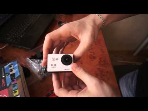 Ultra HD 4 К WiFi 1080 P Спорт Действий Камеры Cam