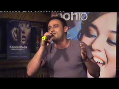 Karaoke Logroño. Toño Colmenero en el IV CAMPEONATO DE LA RIOJA DE KARAOKE