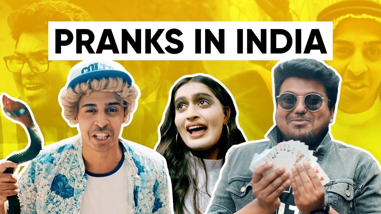 Pranks In India | Why Pranks Don't Work In India | Jordindian