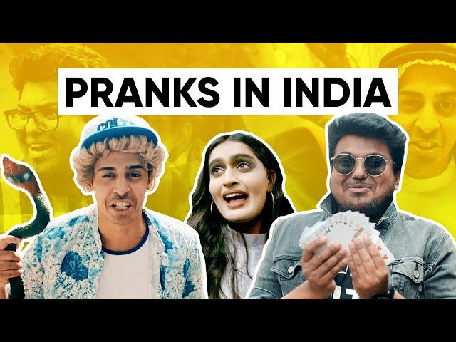 Pranks In India | Why Pranks Don't Work In India | Jordindian