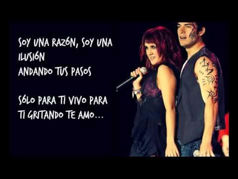 RBD - Sólo Para Ti (Letra)