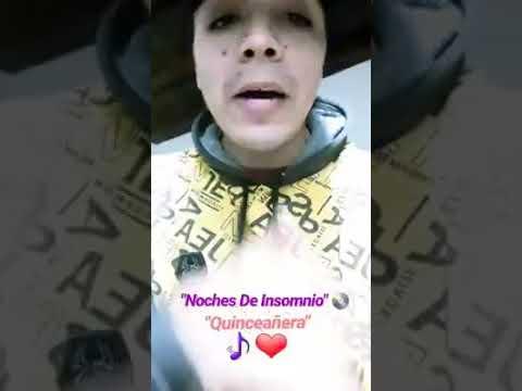 Matías Andrés - quinceañera (adelanto2018)