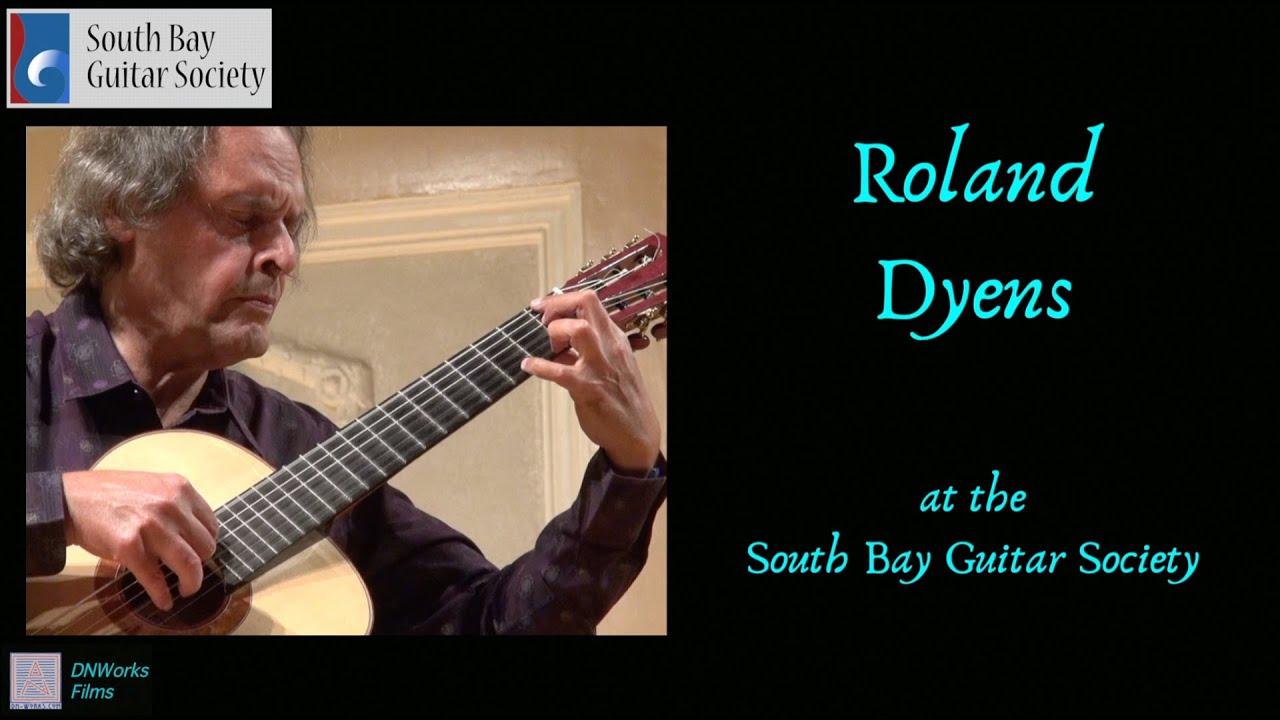 Roland Dyens