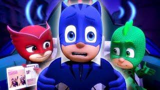 PJ Masks Deutsch Pyjamahelden Catboy, Eulette und Gecko! | Cartoons für Kinder