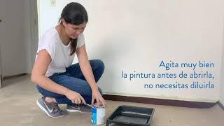 Pinta tus espacios – Hazlo tú mismo
