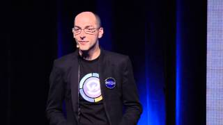 Repeat youtube video OVH SUMMIT 2013 : Retour sur les univers et la stratégie produits OVH.COM avec Alexandre Morel (5/7)