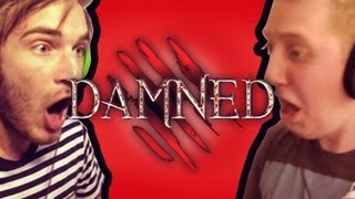 Damned w/ InTheLittleWood (2 WIMPS, ONE GAME) Part 1