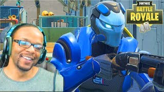 Fortnite UPGRADED CARBIDE SKIN UPGRADED IN Fortnite Battle Royale - Daryus P
