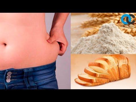 ¿Por qué las harinas te engordan?