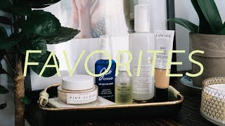 Current Favorites   Beauty, Skincare + Life