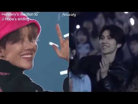 NCT And BTS Moments In 2019