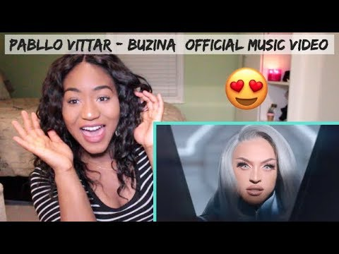 Pabllo Vittar - Buzina     REACTION