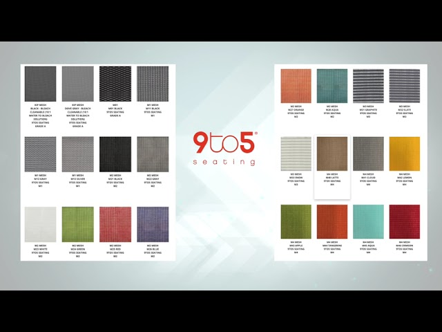 9 to5 Seating Office Furniture at Larner's Office Furniture