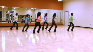 Keep My Cool - Line Dance (Dance & Teach)