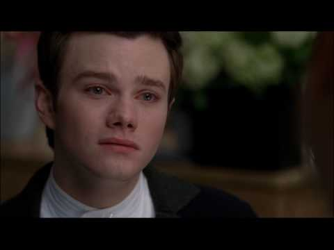 Glee - Kurt visits Karofsky in hospital 3x14