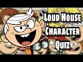 Loud House Character Quiz (Hard)