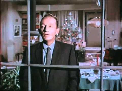 Bing Crosby - White Christmas (with lyrics)