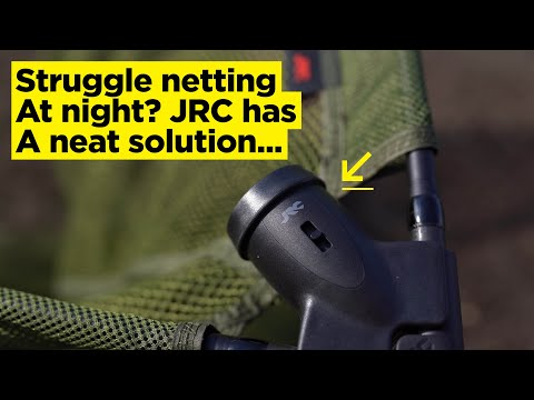 CARPologyTV | JRC X-Lite Net & Extreme TX Headset Review | Netting At Night Just Became A Lot Easier