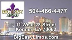 Plan Your Wedding with Big Easy Limo
