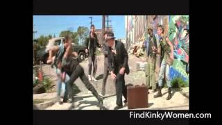 Tough Guys 1986 groin kick to punks scene