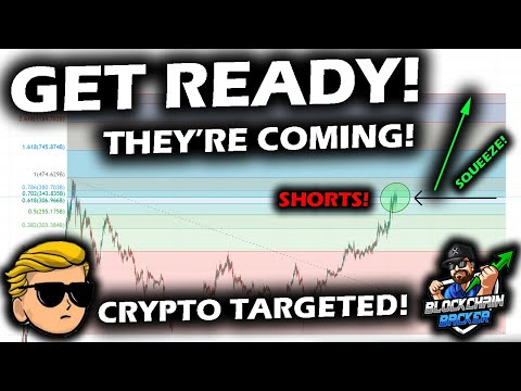THE EXCITEMENT IN THE AIR IS OVERWHELMING As Bitcoin And Crypto Price Charts Get Targeted To EXPLODE
